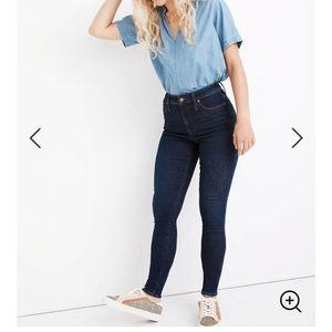 Madewell Curvy High-Rise Jeans